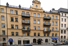 Gustav Vasa Hoteler